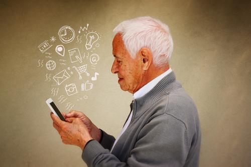 Senior, Mobile Apps, Technology, Health, Wellness, Telecommunications, Entertainment, Learning
