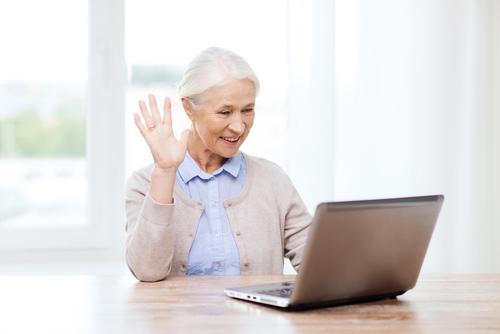 Mobile Apps, Seniors, Telecommunnications, Skype, Twitter,