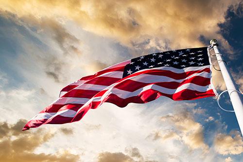 Bentley Baths Category Current Incentives Veterans Appreciation Flag